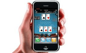 Blackjack sur Iphone